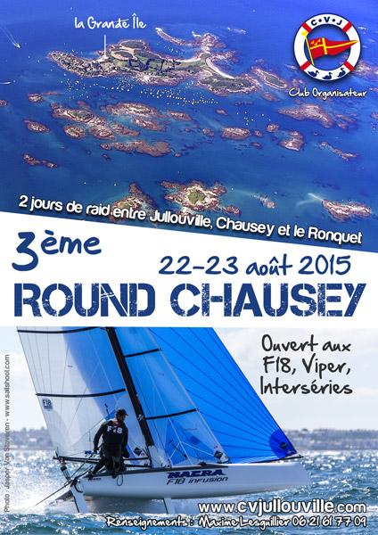 Round Round Chausey 2015