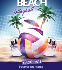 Tournoi BeachVolley
